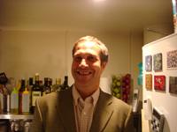 「ダックホーン」の副社長、ピート・ピリジビリンスキー氏。