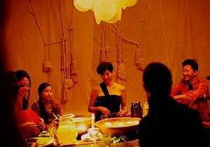 人と食を巡る、映画のかたちをした、ごはん。シンプルだけど最高に贅沢eatripの晩餐会へ。
