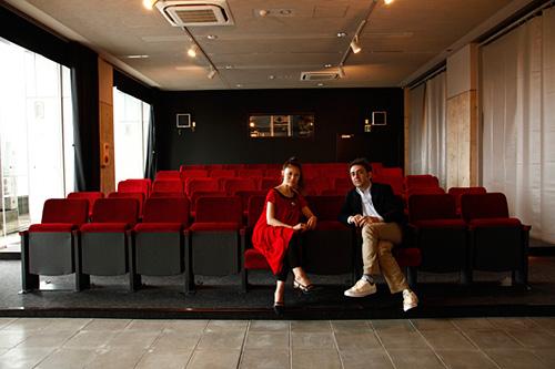 mic Cinema Diary - 5 -ラテンビート映画祭プロデューサー、アルベルト氏は……。