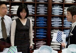 Brooks Brothers×magazineworld.jpレディメイドポロカラーシャツの採寸とはいったい?