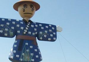 from 北海道(道央) - 53 - 「共和かかし祭」。土地と人智の豊かさに触れる。