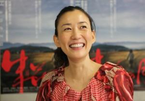"""自分と""""真逆の女""""に挑戦、『朱花の月』主演・大島葉子。"""