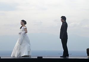 椿の楽園大島便り - 2 - 10月9日、オペラ『椿姫』伊豆大島野外公演開催!