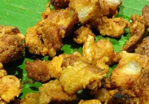 おうちでパパッとタイ料理 - 9 - 子供から大人まで大人気、タイ人主婦直伝 豚揚げ、ムートート。