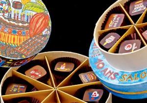 ショコラティエに会いに行こう!『サロン・デュ・ショコラ 2012』