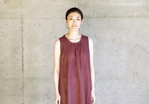 スタイリスト大橋利枝子さんによるリネンの服『FLW』が誕生しました。
