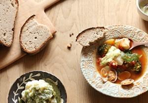 TOTOSK KITCHEN Vol. 1 ウイキョウ ウイキョウでつくる魚と野菜のスープと緑のソース