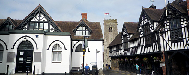 from ロンドン - 5 - 斎藤理子のロンドンオリンピック便り 近代オリンピックの原点は、イギリスの小さな田舎町にあった。