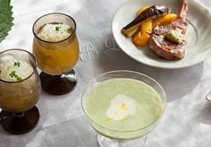 TOTOSK KITCHEN Vol. 3 ミント ミントでつくる冷たいスープとソース