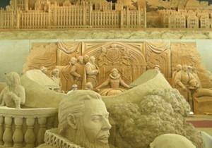 from 鳥取 - 89 - すべて砂でできた奇跡の芸術「砂の美術館」鳥取砂丘にオープン