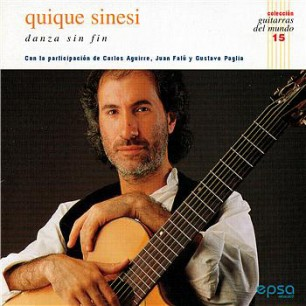 「Quique Sinesi / danza sin fin」