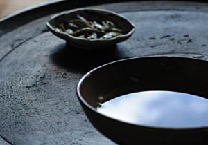 梵(ぼん)な道具を聴いてみる。 第六回 白露:夜長、杯に満たすしらつゆの座を司る膳の豊かさ、そして功徳。