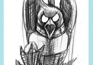 さむらいペンギン 28  復讐のキュー