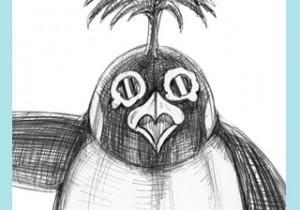 さむらいペンギン 29  保健室に死す