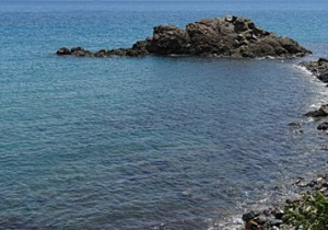 from 山梨 - 25 - 海の青さが目にしみる その1~真夏の日本海、佐渡島へ。