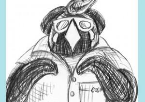 さむらいペンギン 32  ドン・スナギモ