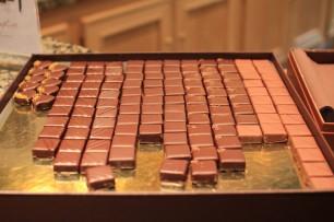来年のヴァレンタインのショコラ5種。