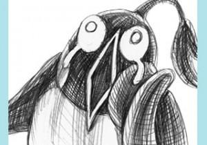 さむらいペンギン 37  コーチ