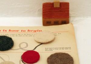 かぎ針編みとタティングレースpeikkoさんの本当はクールな作品。