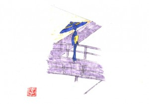 土屋孝元のお洒落奇譚。小村雪岱展をニューオータニ美術館にて見る。