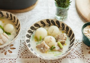 TOTOSK KITCHEN Vol. 9 ローズマリーローズマリーでつくる白いスープとマスタードソース