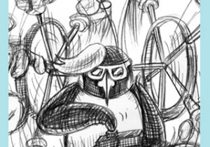 さむらいペンギン 41  ヨケレマ 10