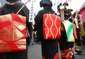 from 福岡 - 13 - 小倉十日ゑびす祭 宝恵かご道中なぜ60年続くのか?