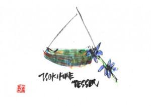 土屋孝元のお洒落奇譚。花冷えの東京にて、茶の花を考える。