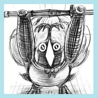 さむらいペンギン 50  101回目の告白