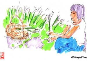 土屋孝元のお洒落奇譚。『ベニシアさんの四季の庭』を見て。庭は神様に一番近い場所。