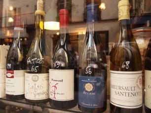ビオワインはエチケットも個性的。