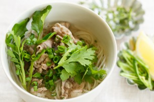 スターアニスのベトナムスープ