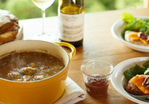 TOTOSK KITCHEN Vol. 19 クローブクローブで作るほっこりスープとソース