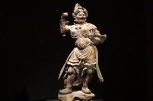 珊底羅(さんていら)大将は午の方角の守護神