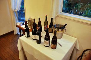 ブルゴーニュと南仏系が多く揃ったワイン