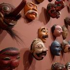 インドネシアの仮面たち