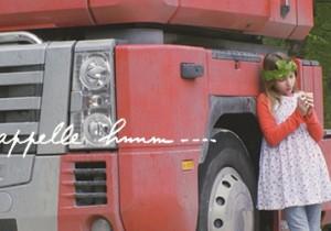 名乗らない少女と長距離トラックドライバーのロード・ムービー アニエスベーことA・トゥルブレ監督 『私の名前は…』について。
