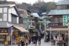 鳥居をくぐると、そこは江戸から昭和までのテーマパークだ。