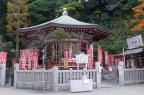 日本三大弁財天は、江ノ島と、安芸の宮島、琵琶湖の竹生島、だそう。