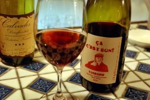 フランスやイタリアのワインも。ほっこり優しい