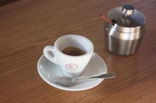 まろやかな酸味と甘味、旨味のあるコーヒー
