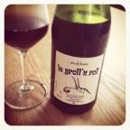 ババスの赤ワイン