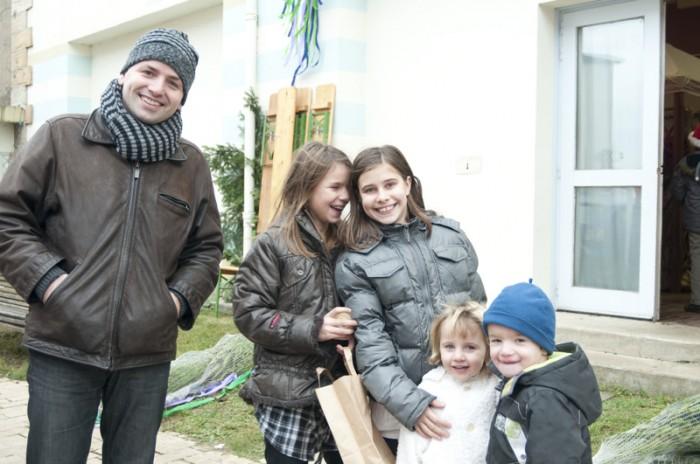 ジュヴレー・シャンベルタン村の家族