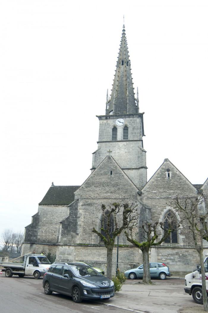 ムルソーの教会