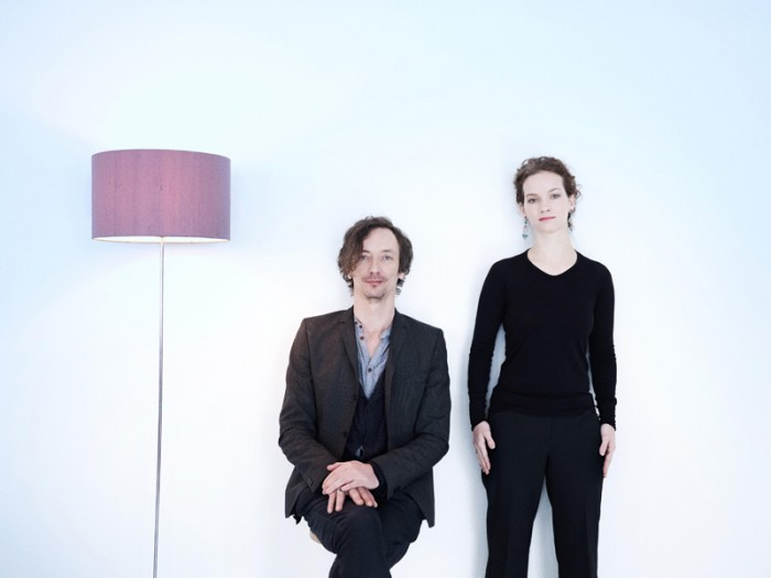 Hilary Hahn & Hauschka Photo by Mareike Foecking