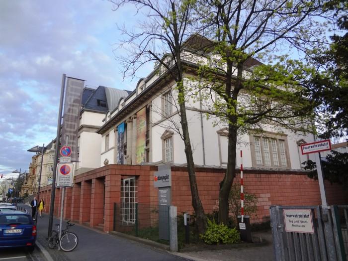 ドイツ建築博物館外観。