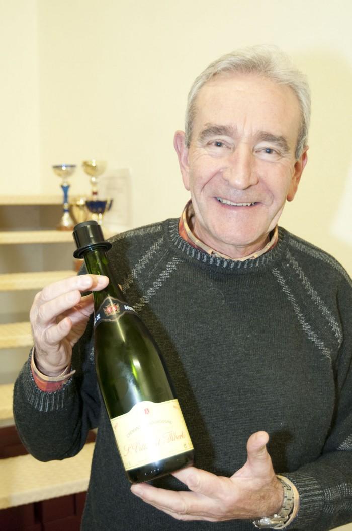 ジェラール・ヴィトーさんはフランスの法律に則り60歳で引退した