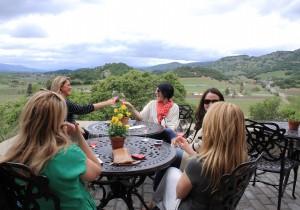 カリフォルニアスタイル - 2 -  食卓でも屋外でも、ロゼシチュエーションを選ばないワイン