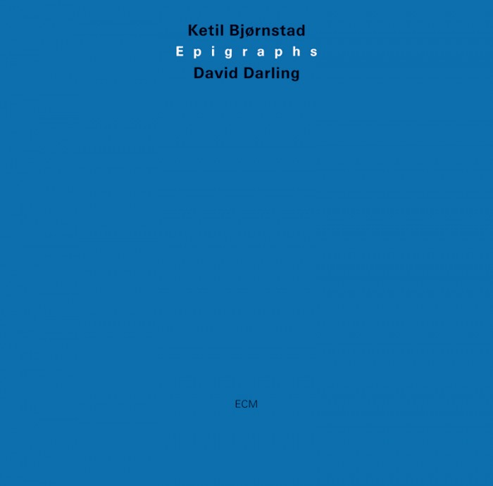 Ketil Bjornstad, David Darling / Epigraphs