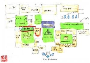 土屋孝元のお洒落奇譚。 ホノルルの海ではなく『ホノルル美術館』。名画鑑賞と穴場のカフェ。